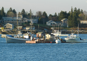 Vinalhaven Buying Station